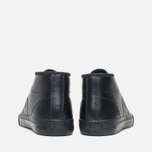 Женские кеды Fred Perry Haydon Mid Leather Black фото- 3