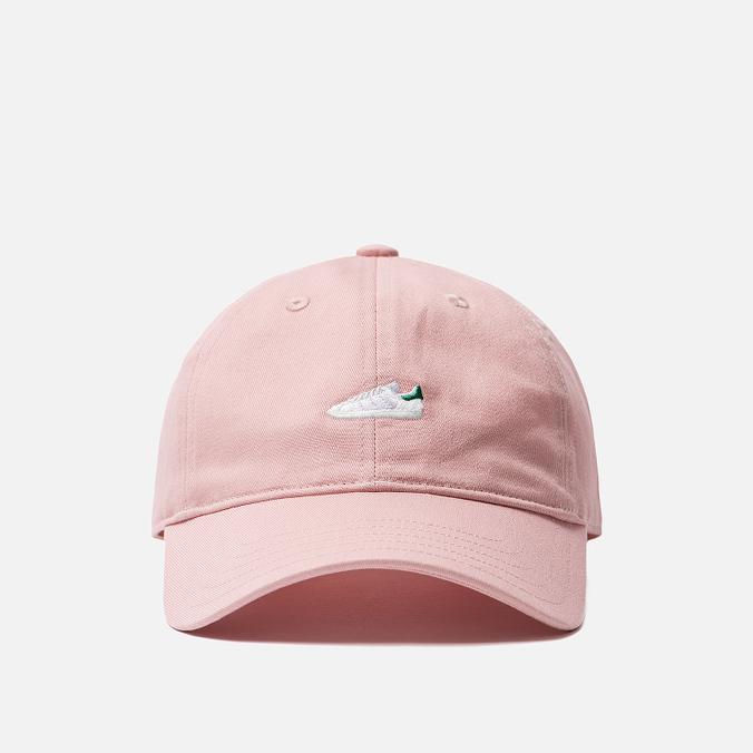 Кепка adidas Originals Stan Smith Embroidered Pink Spirit/White