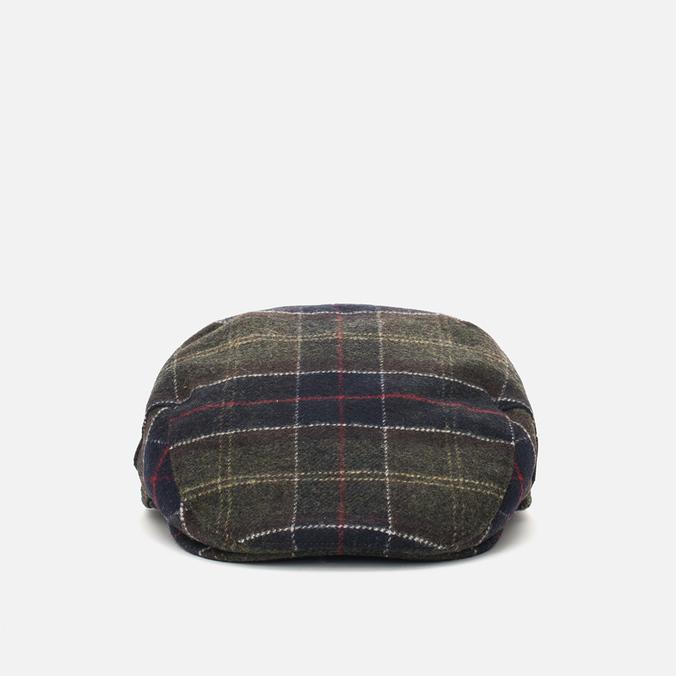 Мужская кепка Barbour Classic Wool Tartan