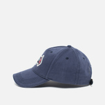 Barbour International Flags Cap Navy photo- 2