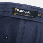 Barbour International Flags Cap Navy photo- 6