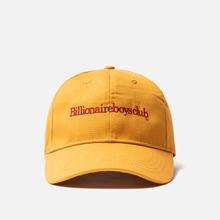 Кепка Billionaire Boys Club Embroidered Curve Visor Golden Yellow фото- 0