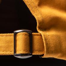 Кепка Billionaire Boys Club Embroidered Curve Visor Golden Yellow фото- 3
