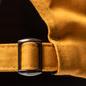 Кепка Billionaire Boys Club Embroidered Curve Visor Golden Yellow фото - 3