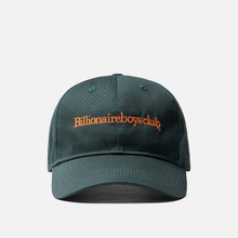 Кепка Billionaire Boys Club Embroidered Curve Visor Green фото- 0