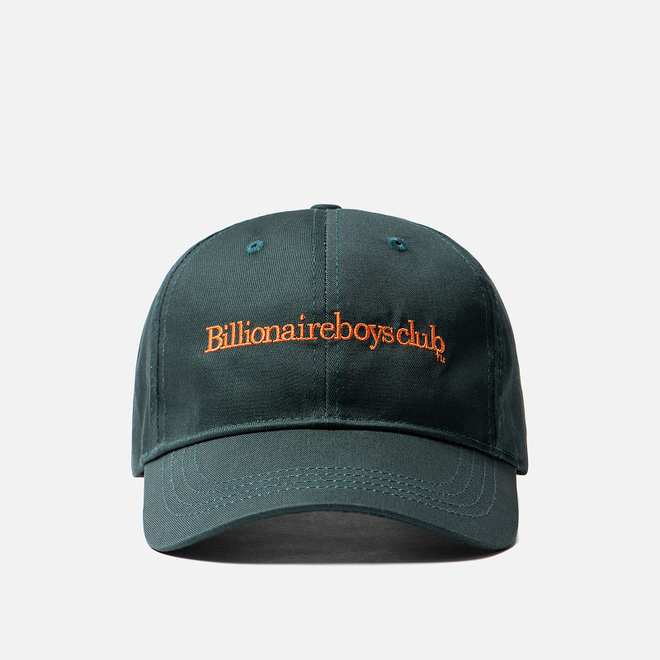 Кепка Billionaire Boys Club Embroidered Curve Visor Green