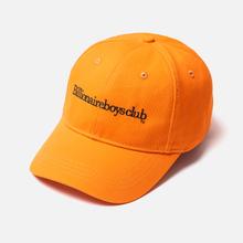 Кепка Billionaire Boys Club Embroidered Curve Visor Orange фото- 2