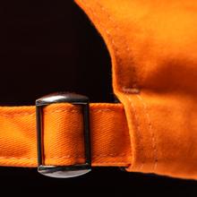 Кепка Billionaire Boys Club Embroidered Curve Visor Orange фото- 3
