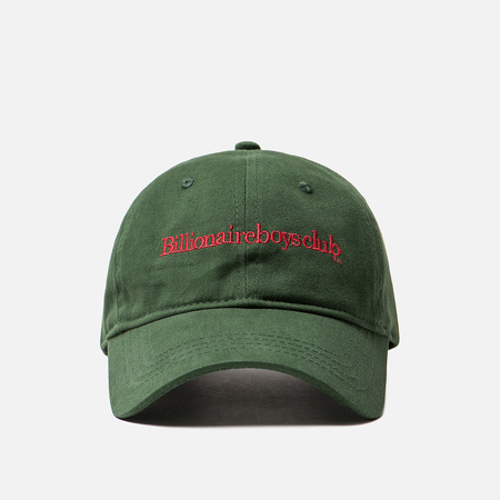 Кепка Billionaire Boys Club Embroidered Curved Visor Green