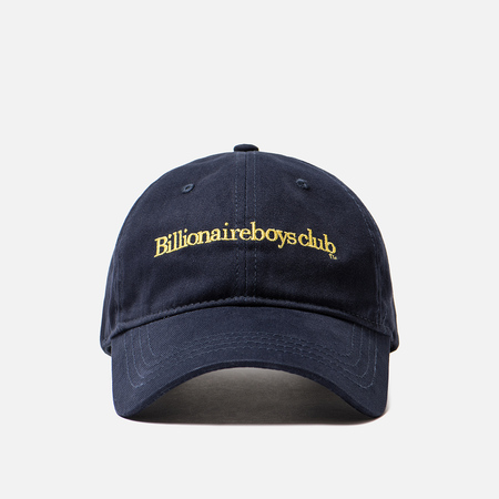 Кепка Billionaire Boys Club Embroidered Curved Visor Navy