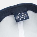 Кепка Bleu De Paname Casquette Baseball Denim 6 Oz Indigo фото- 4
