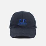 Кепка C.P.Company Cappelino Goggle Blue фото- 0