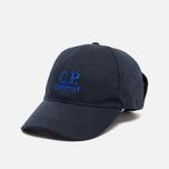 Кепка C.P.Company Cappelino Goggle Blue фото- 1