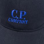 Кепка C.P.Company Cappelino Goggle Blue фото- 3