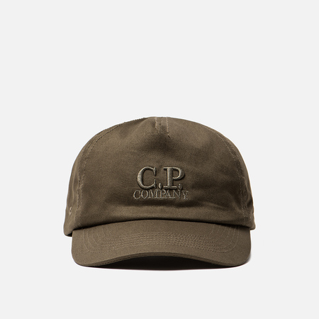 Кепка C.P. Company Embroidered Logo Beech