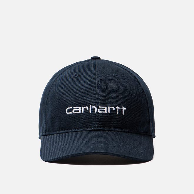 Кепка Carhartt WIP Carter Duck Blue/White