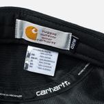 Кепка Carhartt WIP Hill Starter Black фото- 3