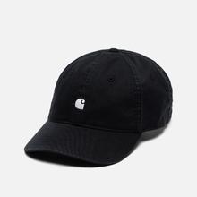 Кепка Carhartt WIP Madison Logo Black/Wax фото- 1