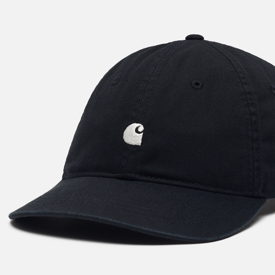 Кепка Carhartt WIP Madison Logo Black/Wax