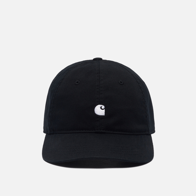 Кепка Carhartt WIP Madison Logo Black/White