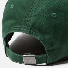 Кепка Carhartt WIP Madison Logo Chrome Green/Merlot фото- 3