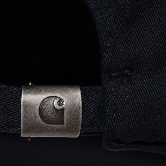 Кепка Carhartt WIP Madison Logo Dark Navy/Wax