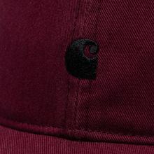 Кепка Carhartt WIP Madison Logo Shiraz/Wax фото- 3