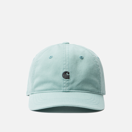 Кепка Carhartt WIP Madison Logo Soft Aloe/Dark Navy