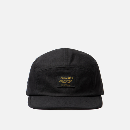 Кепка Carhartt WIP Military 6.5 Oz Black