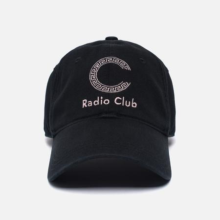Кепка Carhartt WIP x P.A.M. Radio Club Logo Black/Vegas Pink