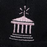 Кепка Carhartt WIP x P.A.M. Radio Club Logo Black/Vegas Pink фото- 3