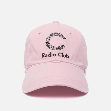 Кепка Carhartt WIP x P.A.M. Radio Club Logo Vegas Pink/Black
