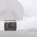 Кепка Carhartt WIP x P.A.M. Radio Club Logo White/Black фото- 4