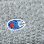 Шапка Champion Reverse Weave Beanie Grey Marl фото- 1