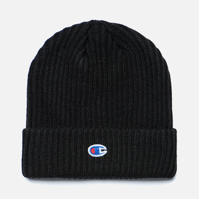 Шапка Champion Reverse Weave Beanie Black