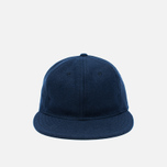 Кепка Ebbets Field Flannels 6 Panel Strap Back Wool Navy фото- 0
