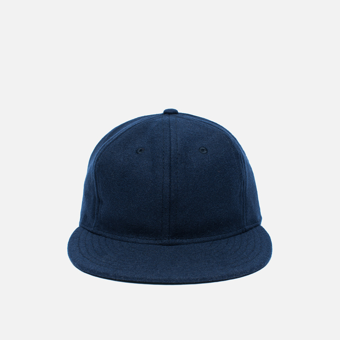 Кепка Ebbets Field Flannels 6 Panel Strap Back Wool Navy