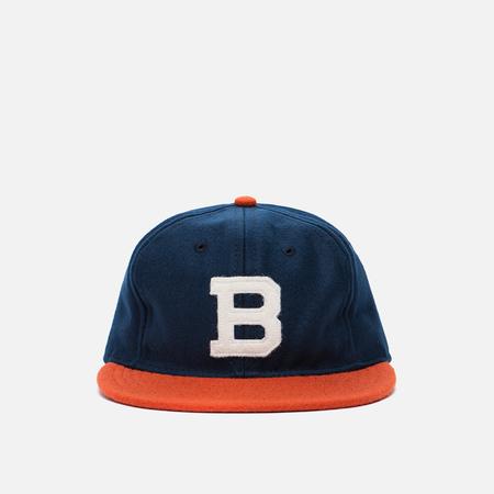 Кепка Ebbets Field Flannels Brooklyn Bushwicks 1949 Wool Navy