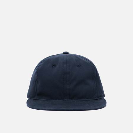 Кепка Ebbets Field Flannels Brushed Chino Twill Cotton Navy