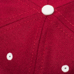 Кепка Ebbets Field Flannels Kansas City Monarchs 1942 Wool Burgundy фото- 3