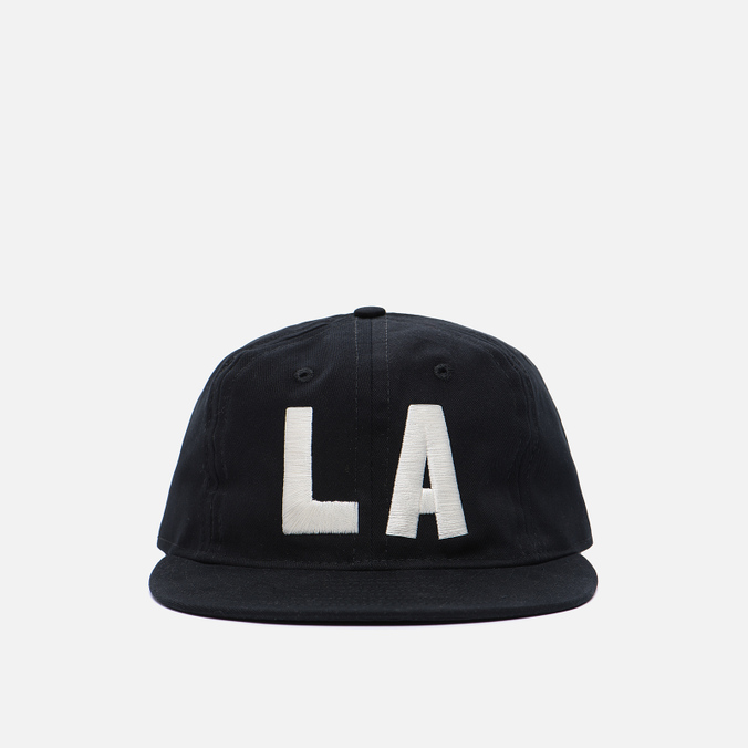 Кепка Ebbets Field Flannels Los Angeles Angels 1954 Polycotton Black