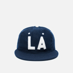 Кепка Ebbets Field Flannels Los Angeles Angels 1954 Wool Navy фото- 0