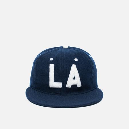 Ebbets Field Flannels Los Angeles Angels 1954 Wool Cap Navy