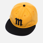 Кепка Ebbets Field Flannels Mariano Tigres 1948 Wool Yellow фото- 1