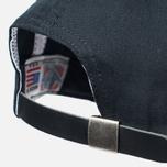 Ebbets Field Flannels New York City Lennon Cotton Cap Black photo- 4