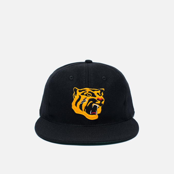 Ebbets Field Flannels Osaka Tigers 1965 Wool Cap Black