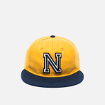 Кепка Ebbets Field Flannels US Naval Academy 1959 Wool Yellow/Navy фото- 0