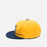 Кепка Ebbets Field Flannels US Naval Academy 1959 Wool Yellow/Navy фото- 2