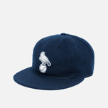 Кепка Ebbets Field Flannels Waterloo White Hawks 1952 Vintage Wool Navy фото- 1