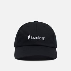 Кепка Etudes Booster Etudes Black